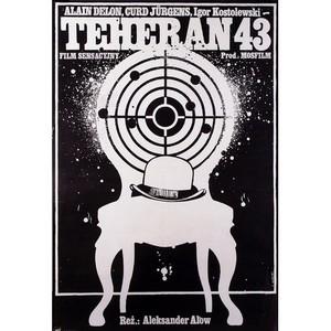 Teheran-43, Polish Movie...