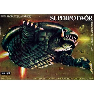 Gamera Super Monster,...