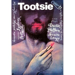 Tootsie, Polish Movie Poster