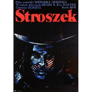 Stroszek, Polish Movie Poster