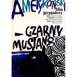 Smoky, Polish Movie Poster