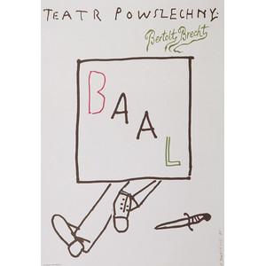 Baal - Bertolt Brecht,...
