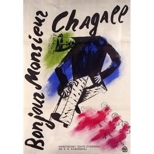 Bonjour Monsieur Chagall,...