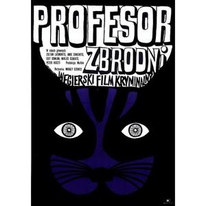 Profesor zbrodni, Polish...