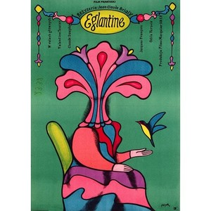 Eglantine,  plakat filmowy,...