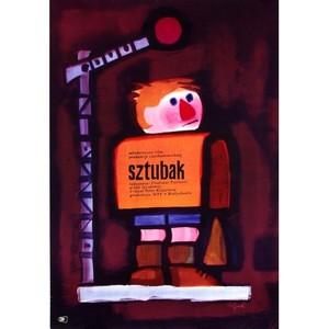 Sztubak,  plakat filmowy,...