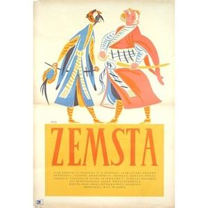 Zemsta / The Revenge,...