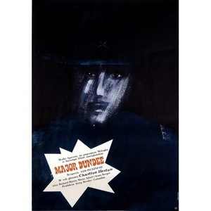 Major Dundee, Polish Movie...