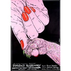 Rosemary's Baby - design by...