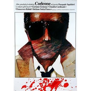 Corleone, Polish Movie Poster