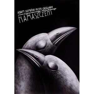 Namaszczeni, Polish Poster