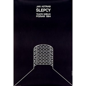 The Blind / Slepcy, Polish...