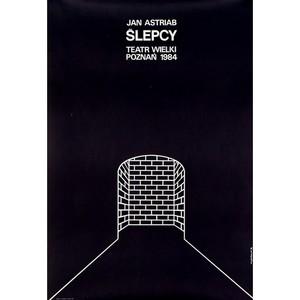 The Blind / Slepcy, Polish...