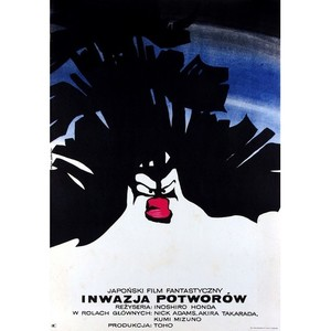 Monster Zero, Polish Movie...