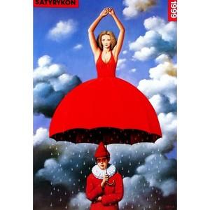 Satyrykon 1999, Polish Poster
