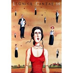 Legnica Cantat 36, Polish...