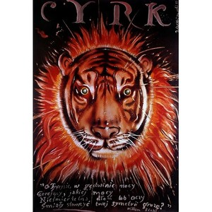 Tiger in Flames, Polish...
