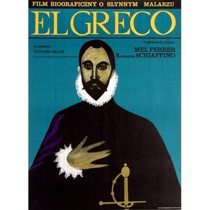 El Greco, Polish Movie Poster