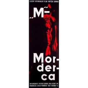 M - Fritz Lang, Polish...