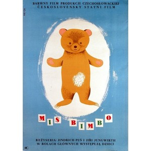 Bimbo Bear, Polish Movie...