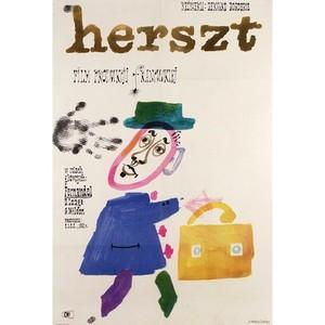 The Boss, Polish Movie Poster
