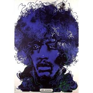 Jimi Hendrix, Polish Poster