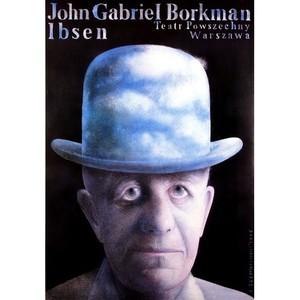 John Gabriel Borkman,...