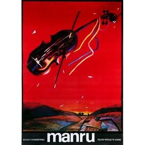 Manru - Paderewski, Polish...