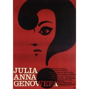 Julia Anna Genowefa, Polish...