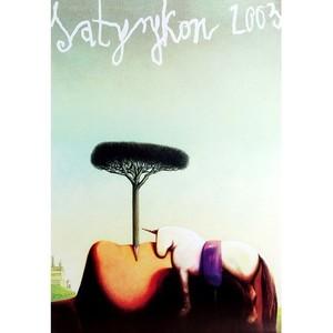 Satyrykon 2003, Polish Poster