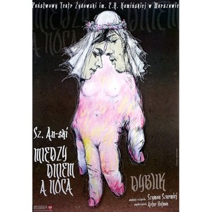 Dybuk, Polish Theater Poster