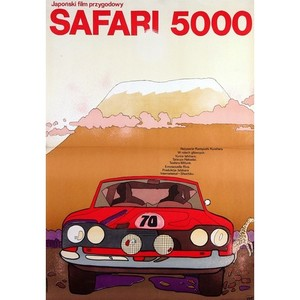 Safari 5000, Polish Movie...