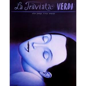 Traviata, Verdi,  polski...