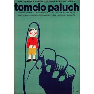 Tom Thumb, Polish Movie Poster