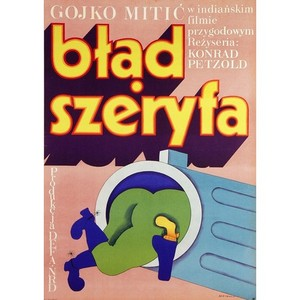 Blad Szeryfa, Polish Movie...