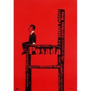 The Job , Polish Movie Poster