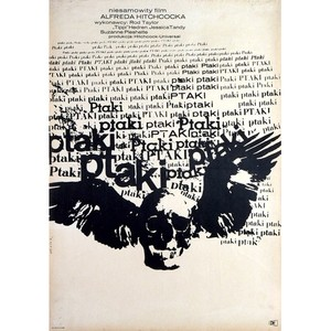 Birds, Polish Movie Poster