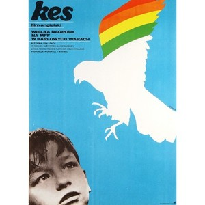 Kes, Polish Movie Poster
