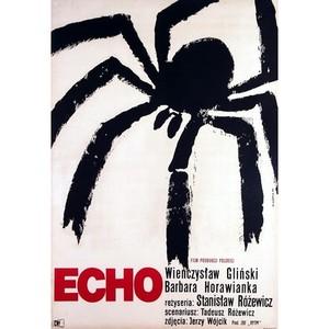 Echo, Polish Movie Poster