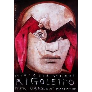 Rigoletto, Verdi, Polish...