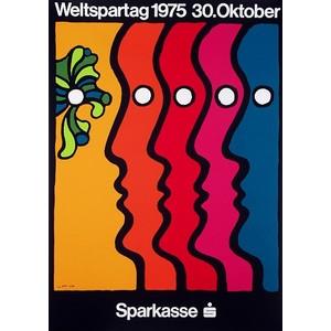 Weltspartag 1975,...