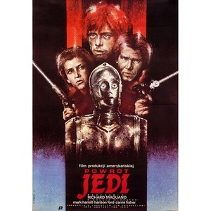 Return of the Jedi, Polish...