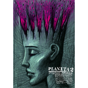 Planeta 2, Polish Poster