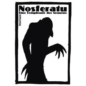 Nosferatu,  polski plakat...
