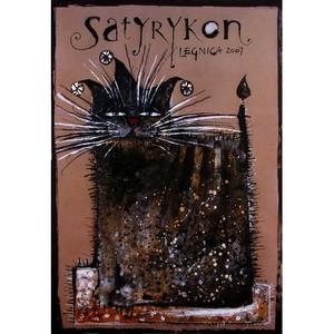 Satyrykon 2007, polski...
