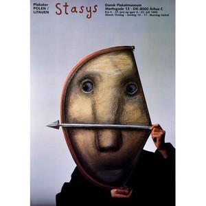 Stasys Plakater, Polish Poster