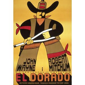 El Dorado,  plakat filmowy,...