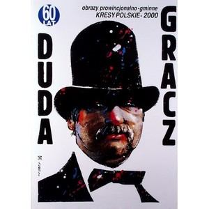 Duda Gracz, Polish Poster