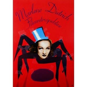 Marlene Dietrich...