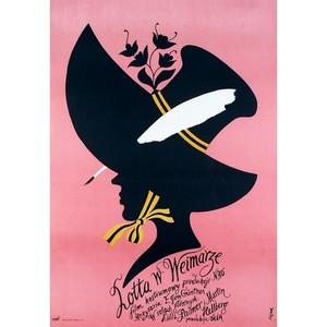 Lotta w Weimarze,  plakat...